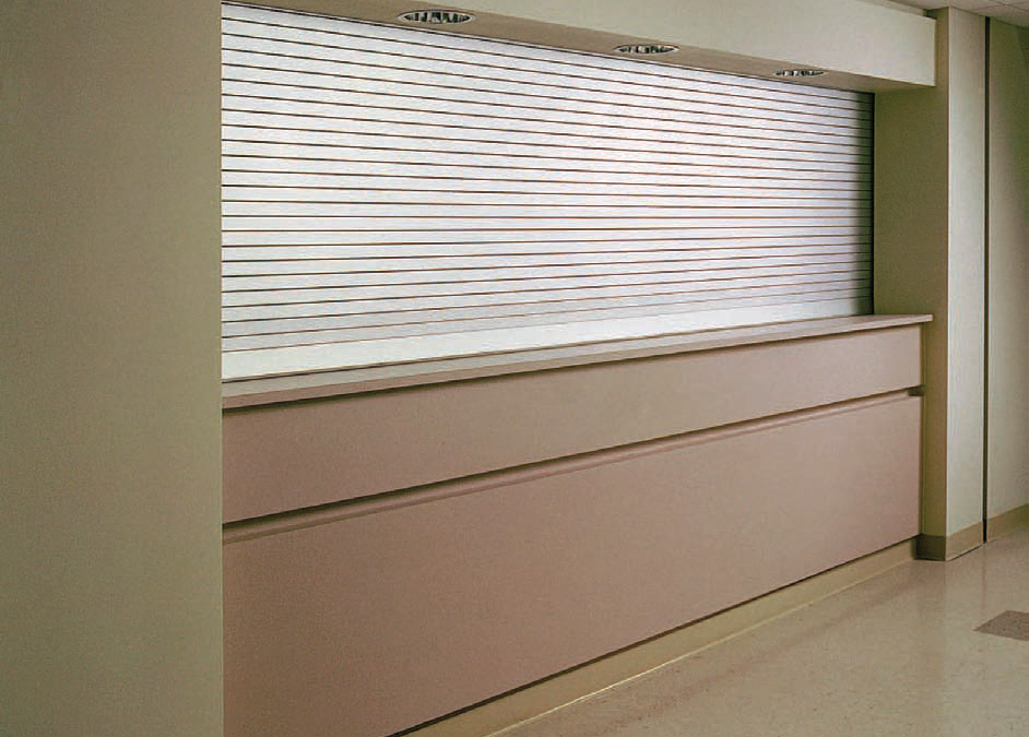 Cornell Fire-Rated Counter Doors
