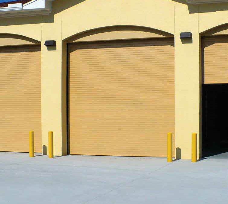 Cornell Thermiser Max Insulated Rolling Doors Model ESD30