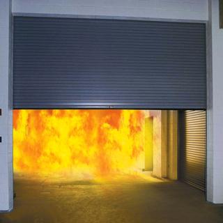 Cornell Rolling Steel Fire Doors