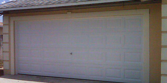 Action Door Residential Garage Door
