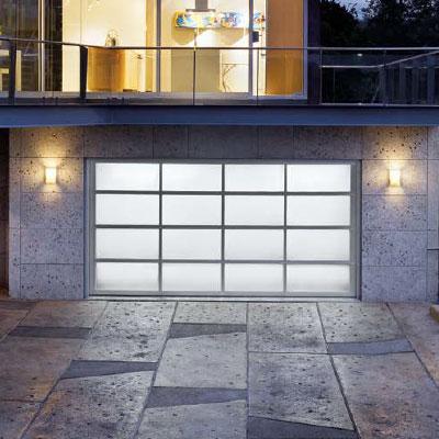 Avante Residential Garage Door