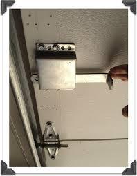 Action Door Garage Door Lock