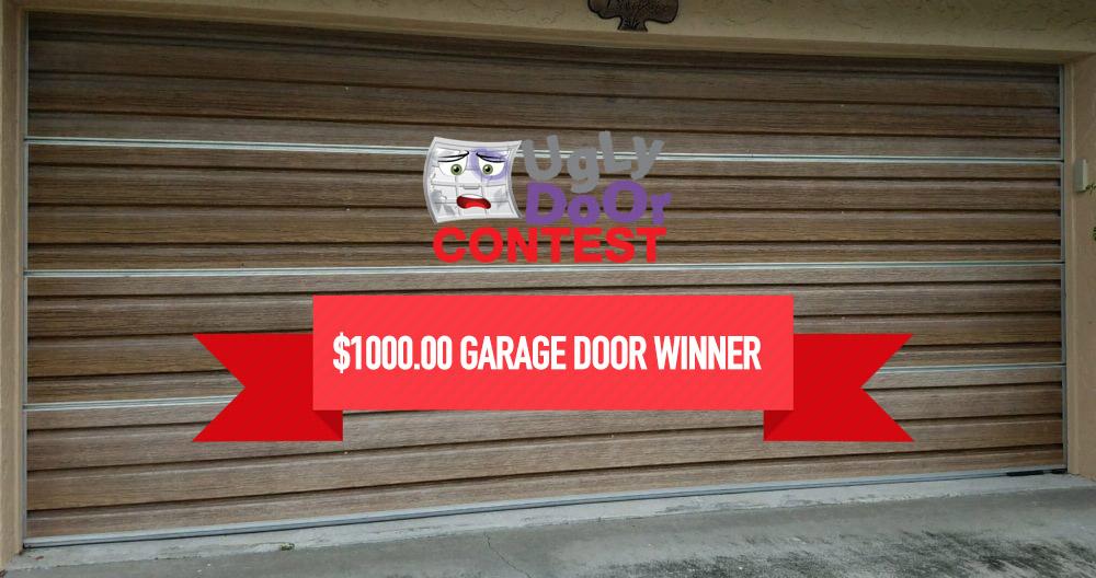 Hannon Ugly Door Contest Winner