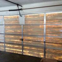 Jessica Tudor Garage Door