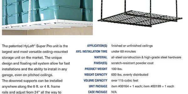 Hyloft Unique Storage