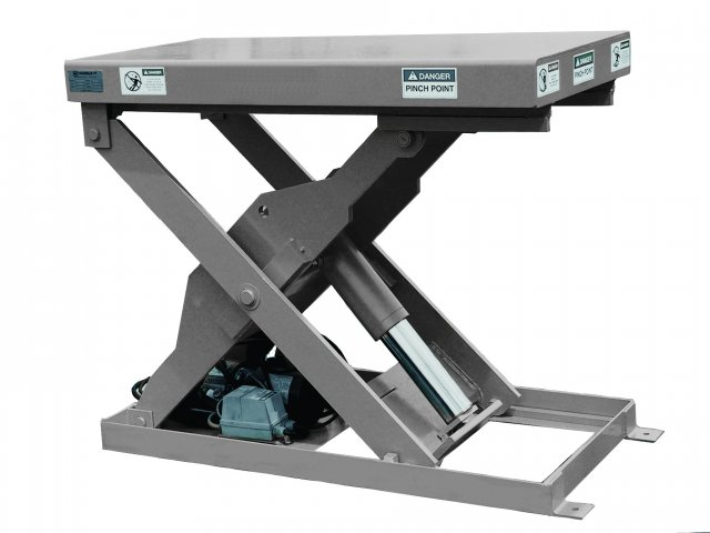Serco Loadwarrior Scissor Table Model