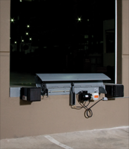 Serco Hydraulic Edge-of-Dock Model