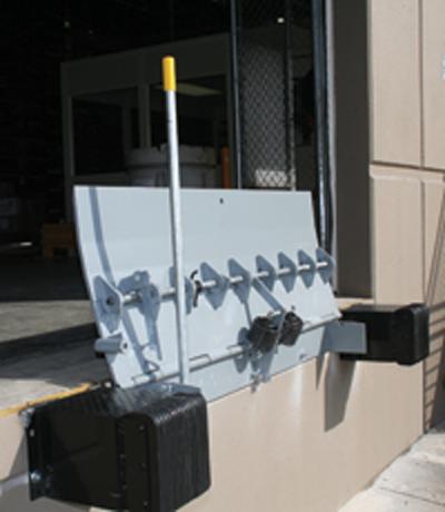 Serco Air Powered Edge-of-Dock Model