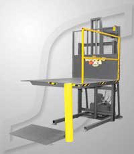 Serco Rail Lift Model