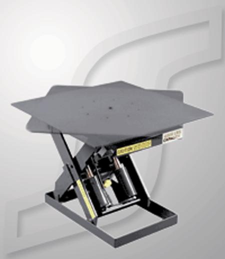 Serco Loadwarrior Turntable Model