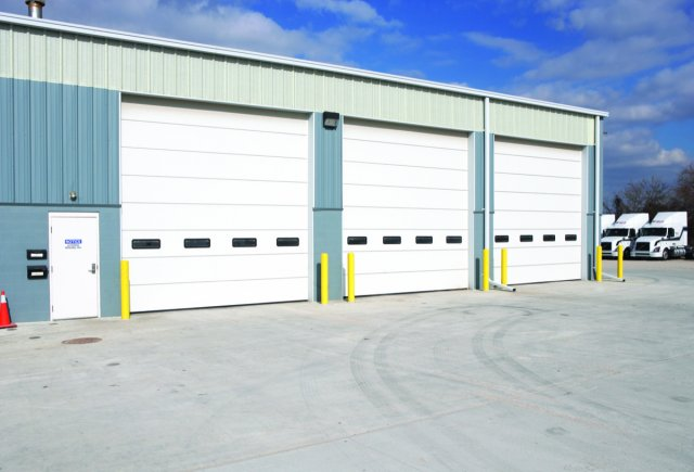 ThermoMark™ 5150 and 5200 doors