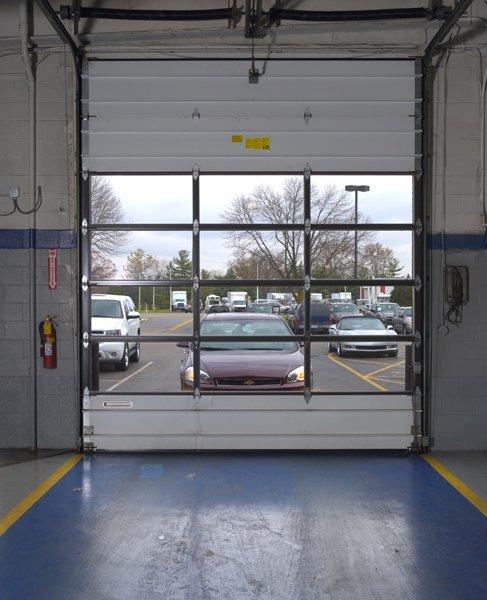 Wayne-Dalton's Thermospan® 150 polyurethane insulated door
