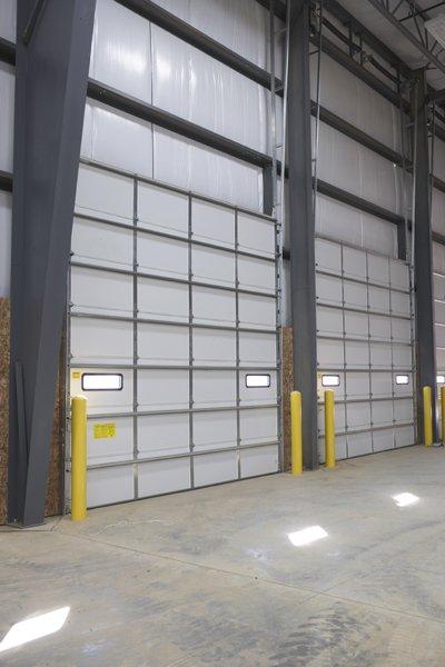 Wayne-Dalton-2411-Steel-Sectional-Door