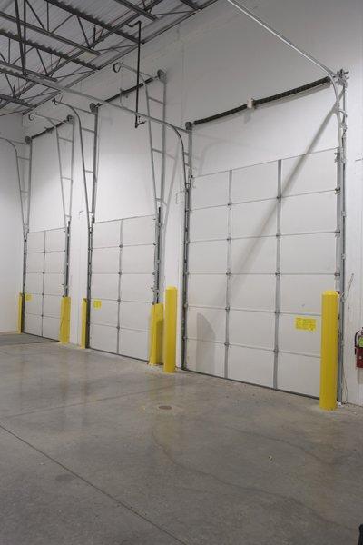 Wayne-Dalton 2415 steel sectional doors