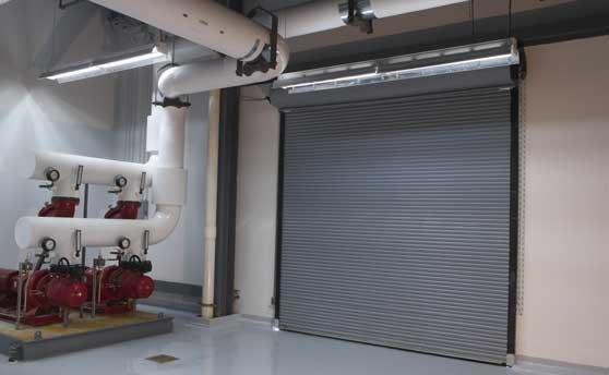 Wayne Dalton - Model 900 Rolling Steel Service Door