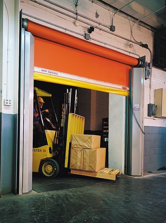 Albany Model 670 Rapid Roll Door 238