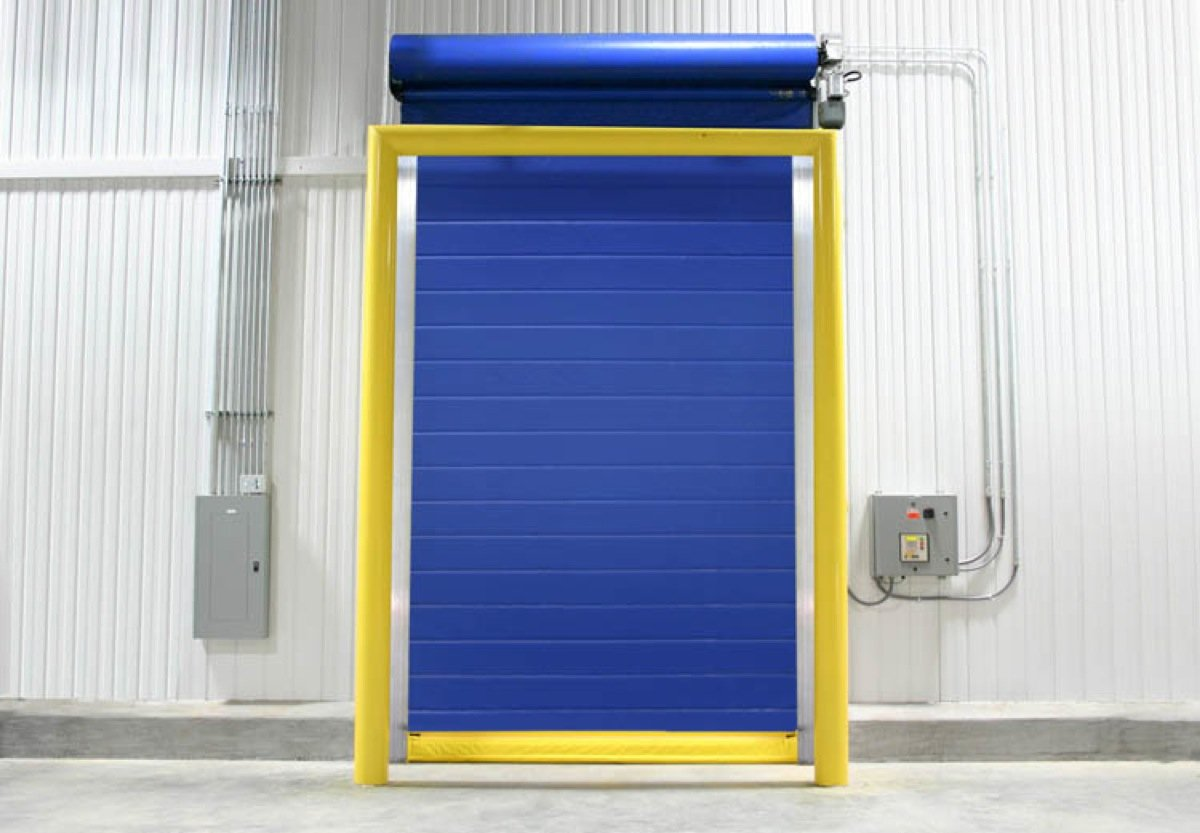 Albany Therma Freeze Insulated High Speed Door 240