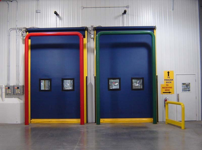 Albany Ultra Cool High Speed Door 231