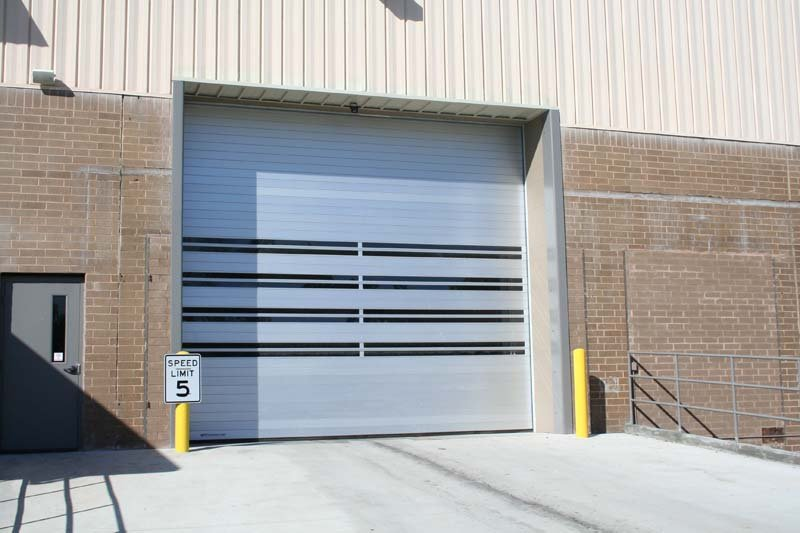 Albany Ultra Secure 3000 High Speed Door 233