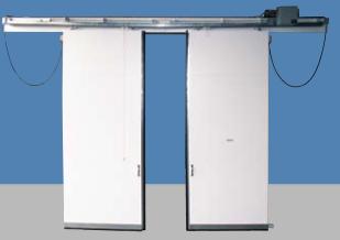 Hercules Bi-Parting Cooler & Freezer Door 87