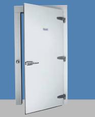 Hercules Infitting Hinged Freezer Door 85