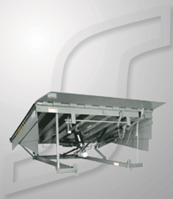 Serco Power-Assisted Dock Leveler Model PAL