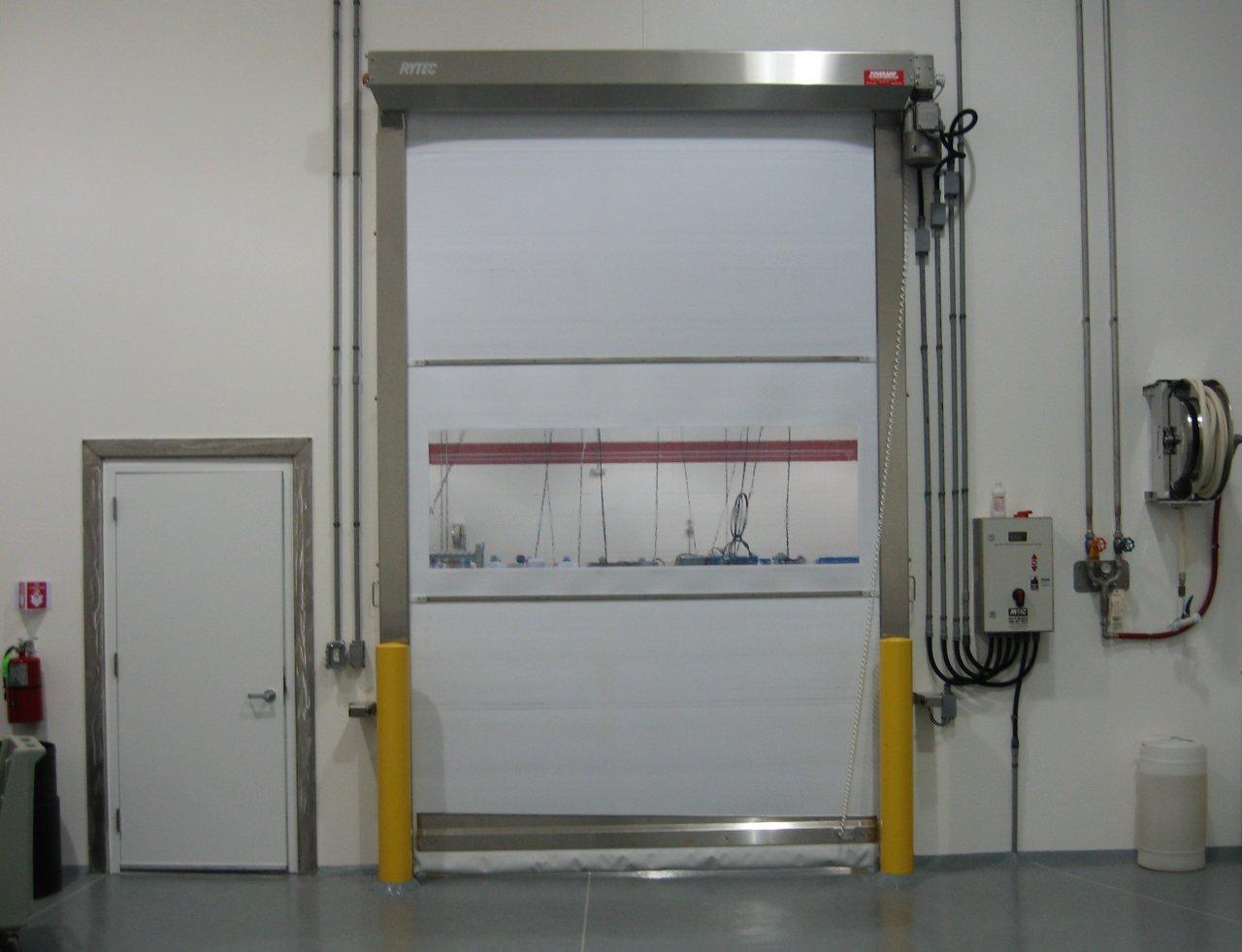 Rytec CR5000 Clean Roll Door
