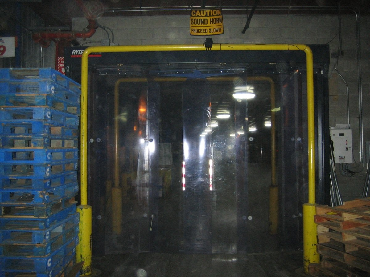 Rytec Fast Fold Door 203