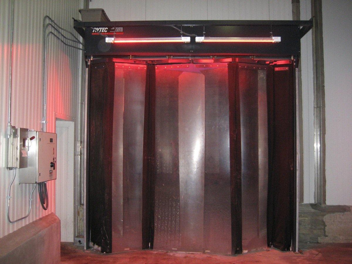 Rytec Fast Fold Freezer Door 229