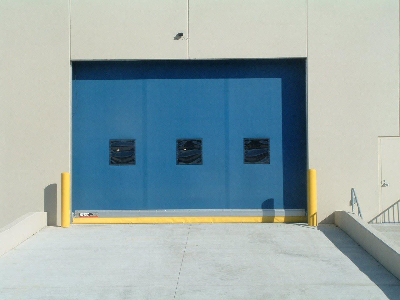 Rytec Fast Seal FS3000 Full Vision Clear Door 243