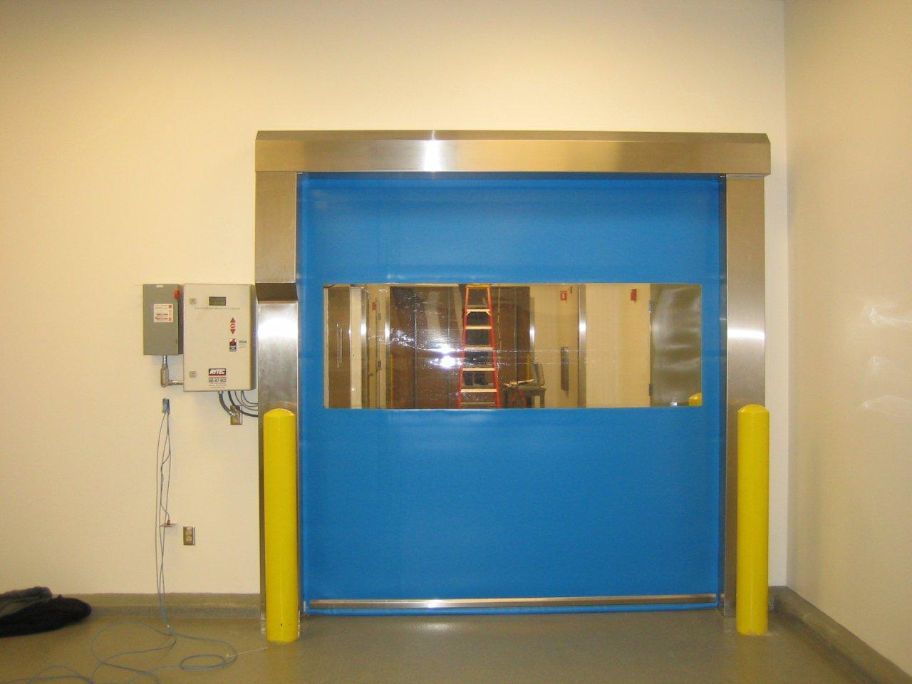 Rytec Pharma-Roll Door 162