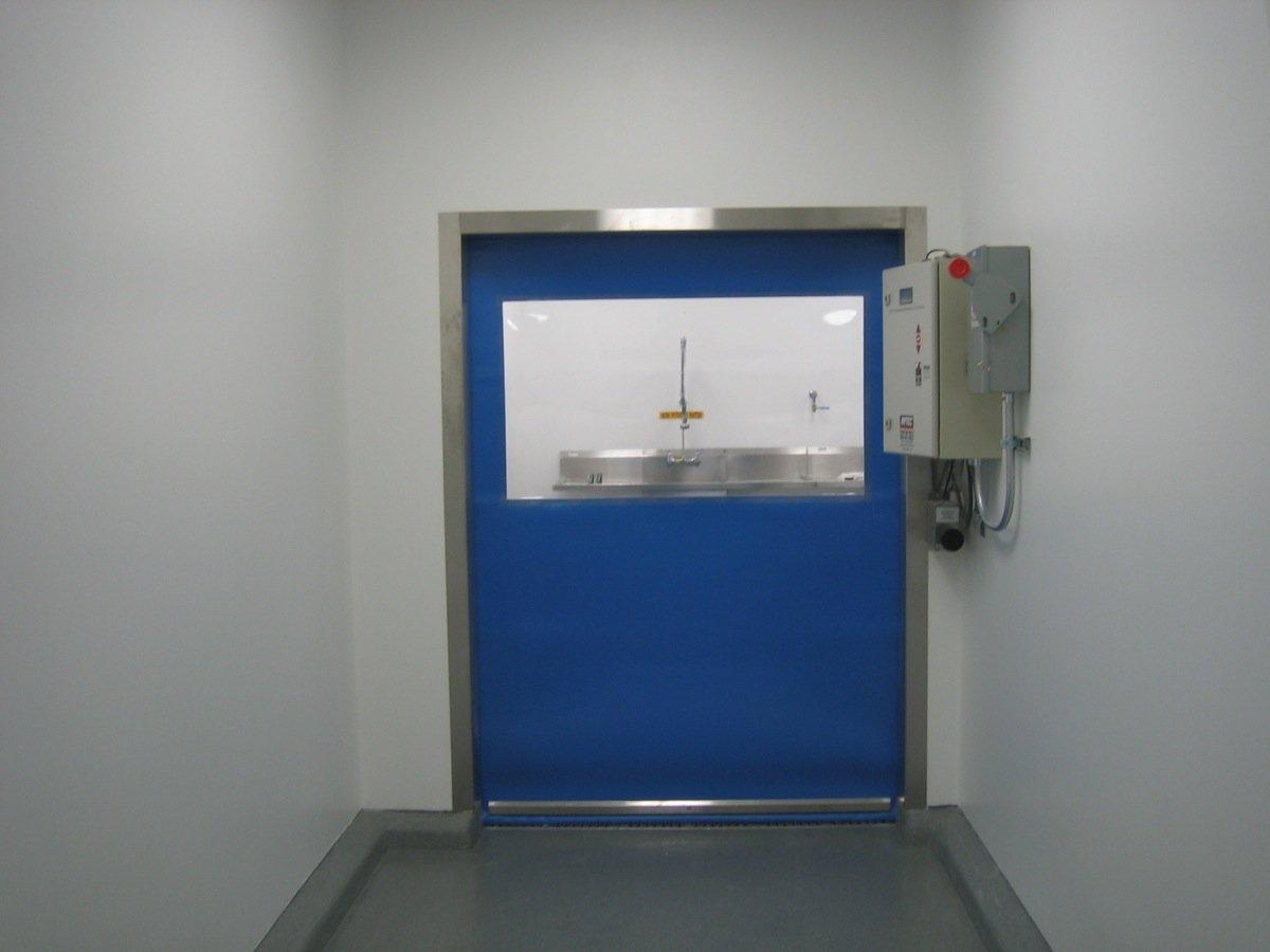 Rytec Pharma Seal Door 163