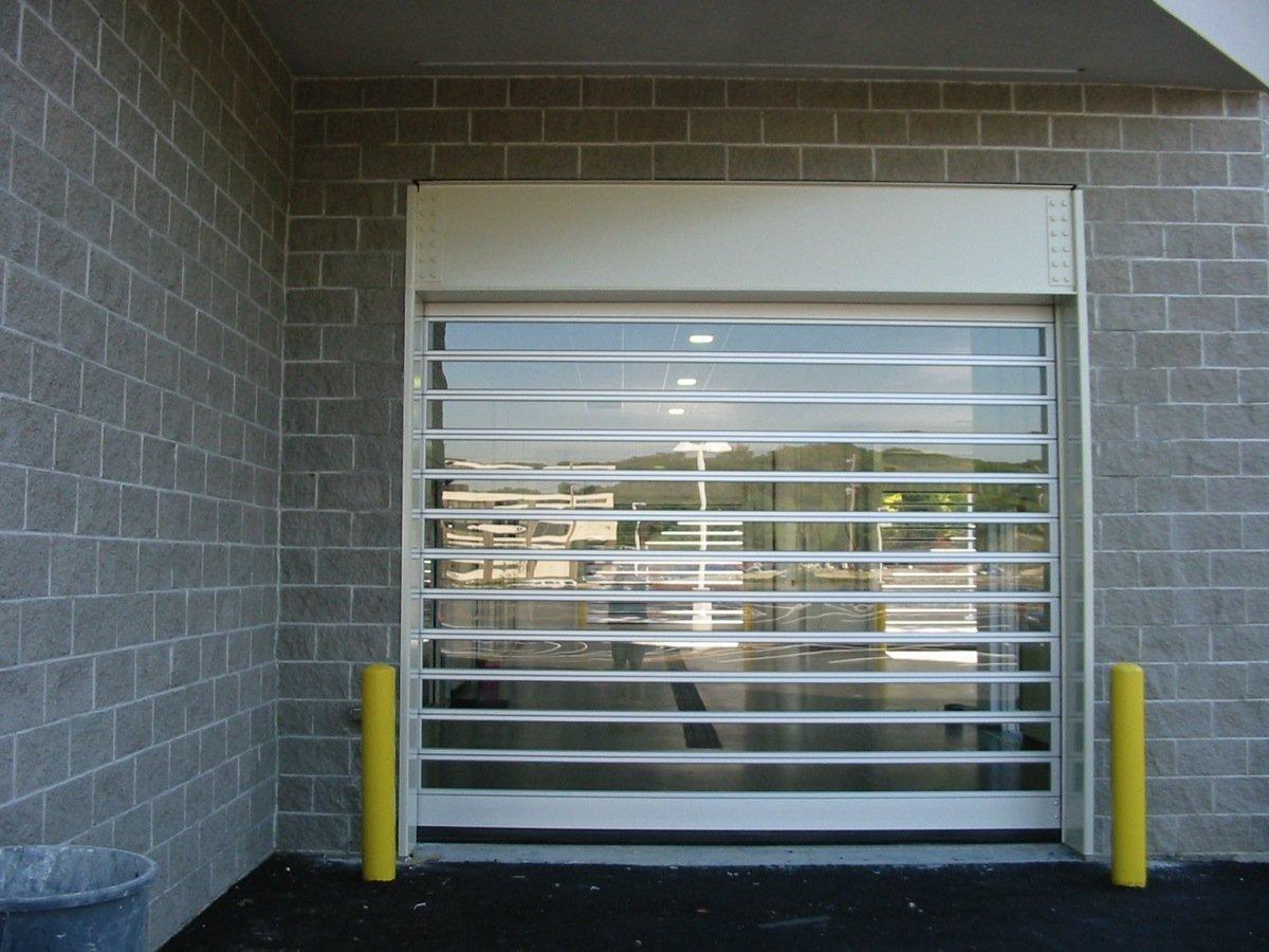 Rytec Spiral Full Vision Door 154