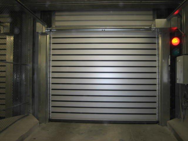 Rytec Spiral Low Headroom Door 155