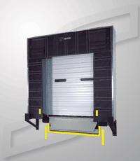 Serco S420 Rigid Frame Dock Shelter