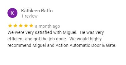 Kathleen Raffo Review
