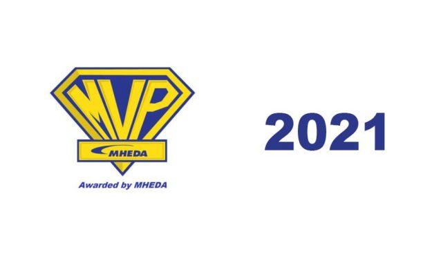 Most Valuable Partner) Award for 2021